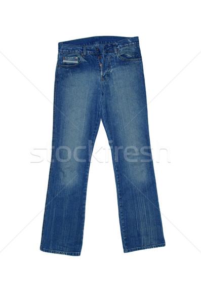 Stockfoto: Jeans · verschillend · mode · texturen