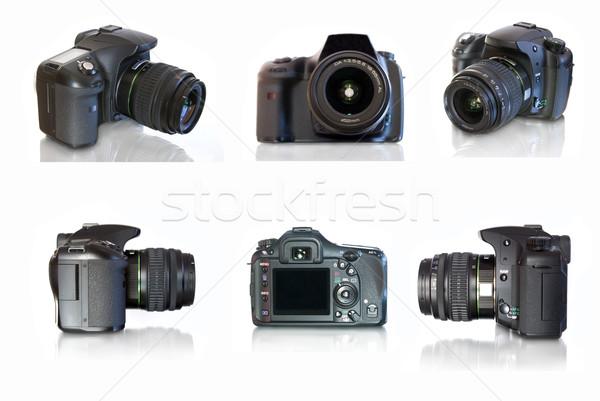 Digital photo camera  Stock photo © Pakhnyushchyy