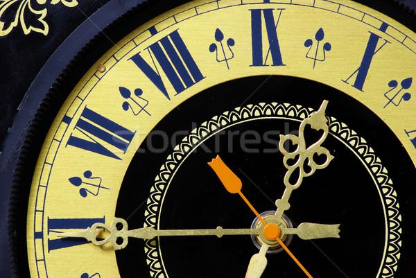 clock  Stock photo © Pakhnyushchyy