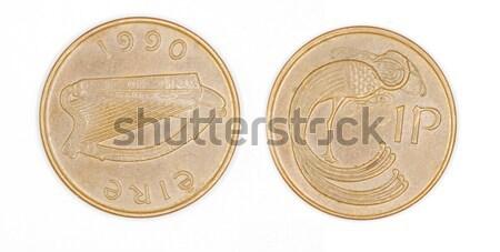 Stock photo: coin