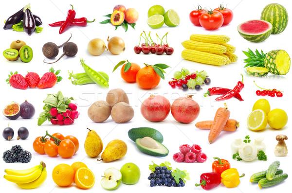 fruits and vegetable  Stock photo © Pakhnyushchyy