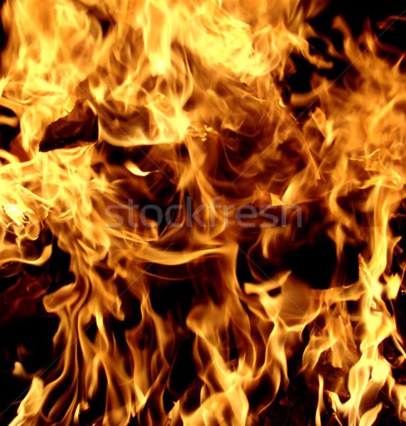 fire  Stock photo © Pakhnyushchyy