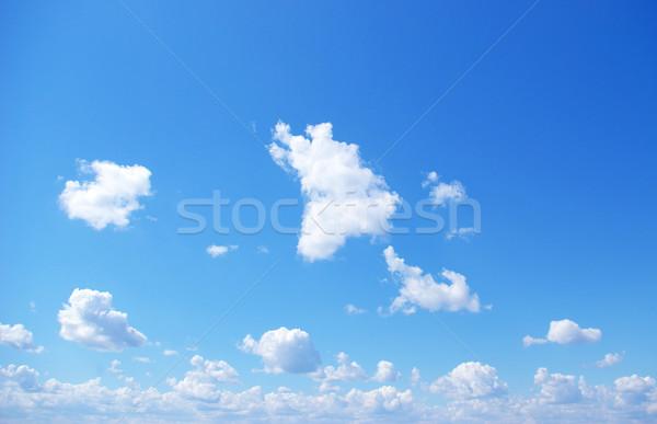 cloudy sky Stock photo © Pakhnyushchyy