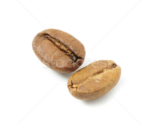 grains of coffee  Stock photo © Pakhnyushchyy