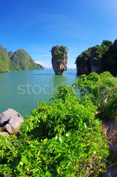 island  Stock photo © Pakhnyushchyy