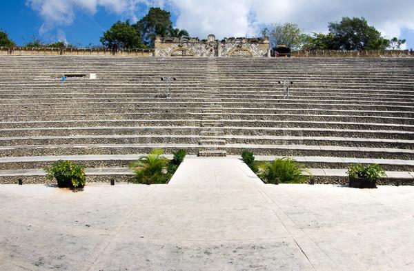 Amphitheatre  Stock photo © Pakhnyushchyy