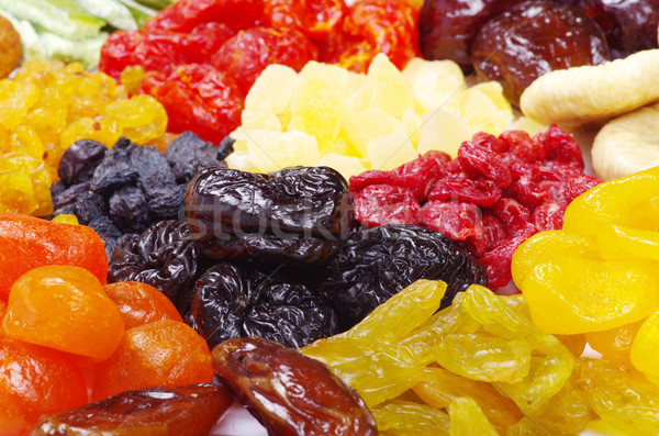 assorted fruits Stock photo © Pakhnyushchyy