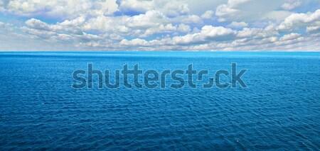 sea Stock photo © Pakhnyushchyy