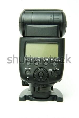 camera flash  Stock photo © Pakhnyushchyy