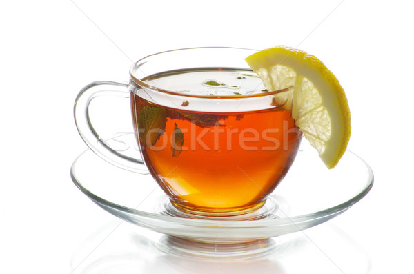 tea cup  Stock photo © Pakhnyushchyy