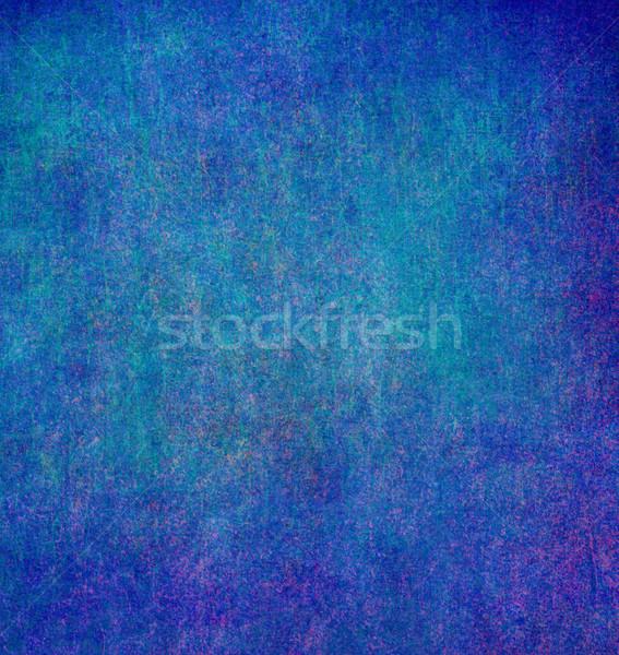 синий ретро бумаги аннотация дизайна Сток-фото © Pakhnyushchyy