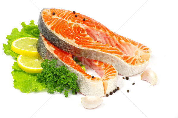 salmon  Stock photo © Pakhnyushchyy