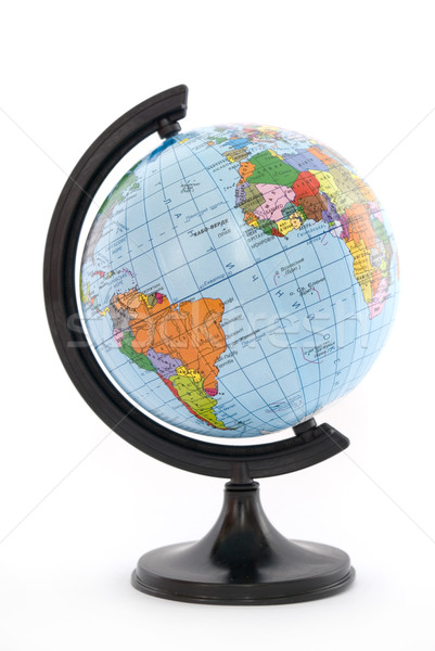 globe Stock photo © Pakhnyushchyy