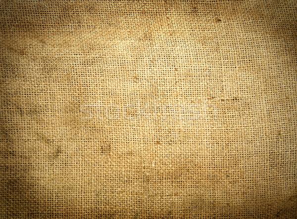 texture of the canvas Stock photo © Pakhnyushchyy