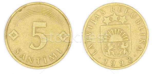 Stock photo: coins