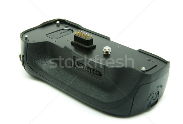 battery grip Stock photo © Pakhnyushchyy
