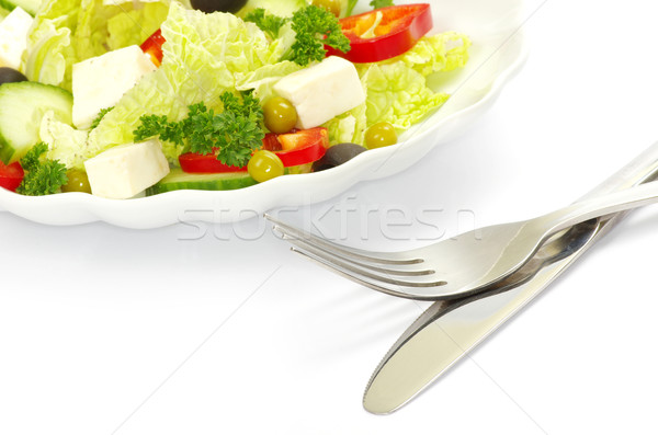 salad Stock photo © Pakhnyushchyy