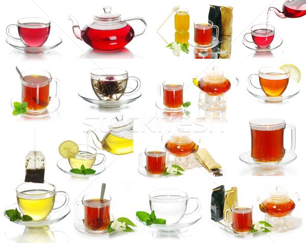 tea in cup  Stock photo © Pakhnyushchyy