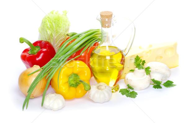food Stock photo © Pakhnyushchyy