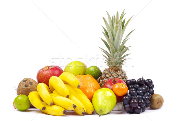 fruits  Stock fotó © Pakhnyushchyy
