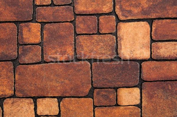 stone wall texture Stock photo © Pakhnyushchyy