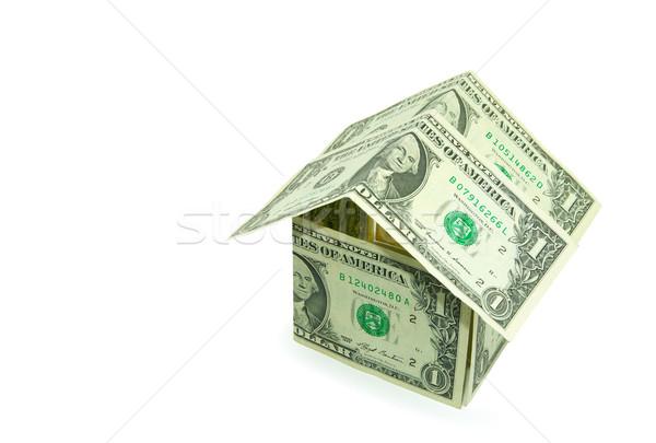 home from money  Stock photo © Pakhnyushchyy