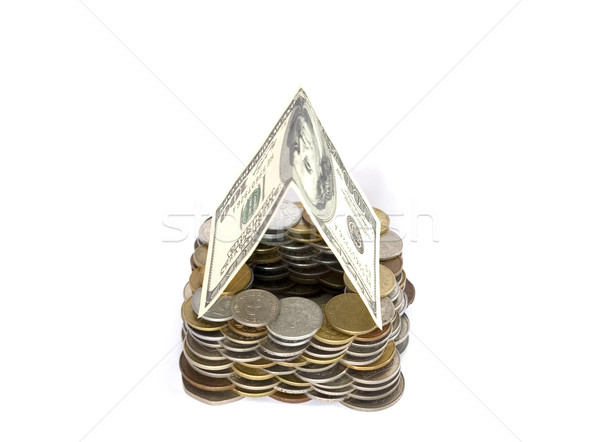 money house Stock photo © Pakhnyushchyy