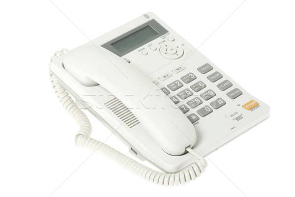 Stock photo:  telephone