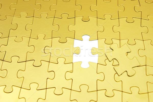 puzzle Stock photo © Pakhnyushchyy