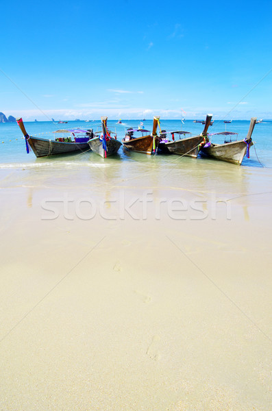 Tropical beach Stock photo © Pakhnyushchyy