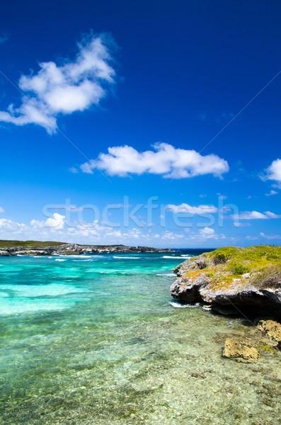 Stock photo:  ocean