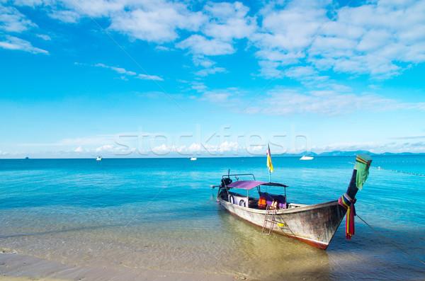 boats Stock photo © Pakhnyushchyy
