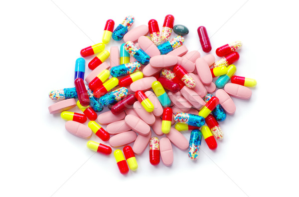 pills Stock photo © Pakhnyushchyy