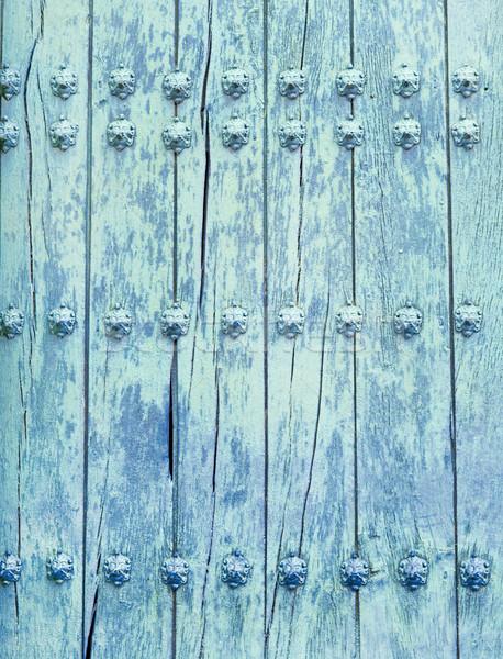 Fa textúra öreg textúra fal felirat szín Stock fotó © Pakhnyushchyy