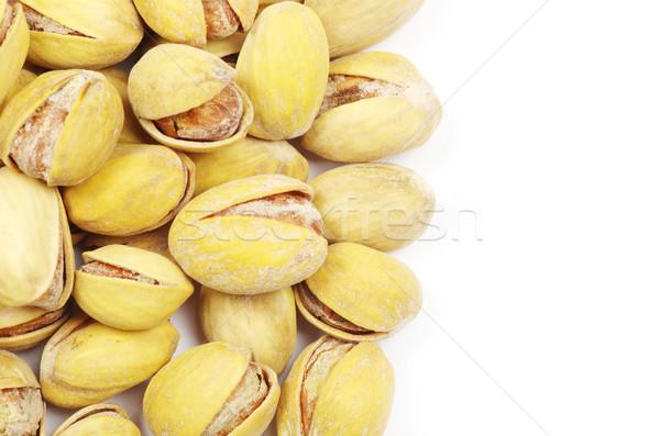 Alimentaire santé groupe manger shell repas Photo stock © Pakhnyushchyy