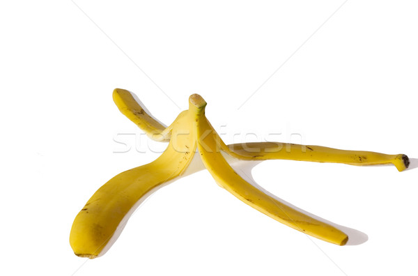 Banana peel Stock photo © Pakhnyushchyy