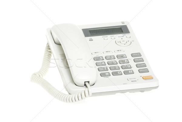 telephone  Stock photo © Pakhnyushchyy