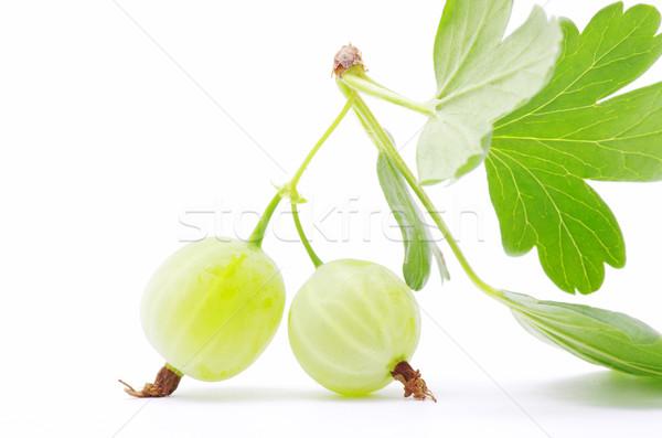 gooseberry  Stock photo © Pakhnyushchyy