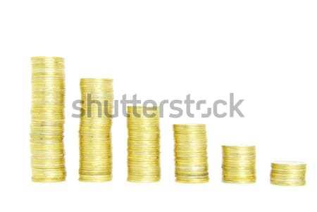 Coin pile  Stock photo © Pakhnyushchyy