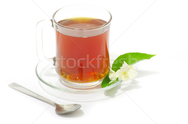 tea in cup  Stock photo © Pakhnyushchyy