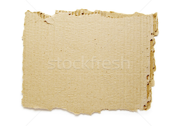 cardboard  Stock photo © Pakhnyushchyy