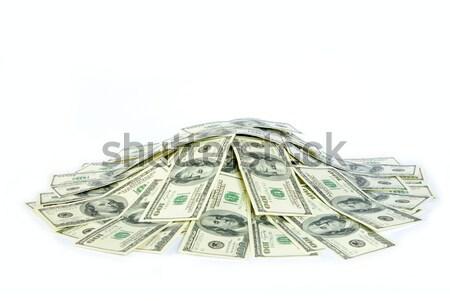 pile of money Stock photo © Pakhnyushchyy