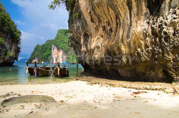 boats and islands  Stock photo © Pakhnyushchyy