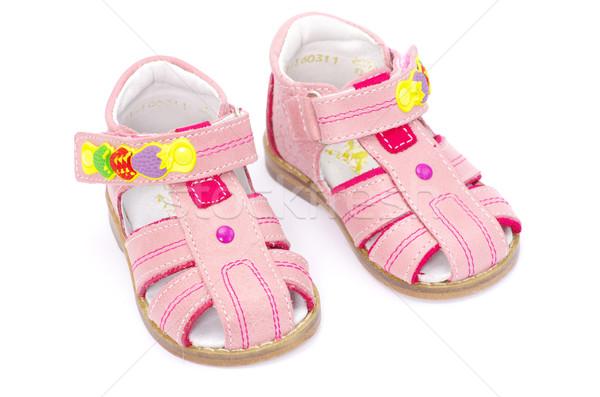sandals  Stock photo © Pakhnyushchyy