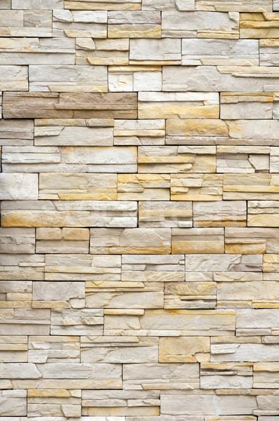 石の壁 テクスチャ ホーム 壁紙 ヴィンテージ パターン ストックフォト © Pakhnyushchyy