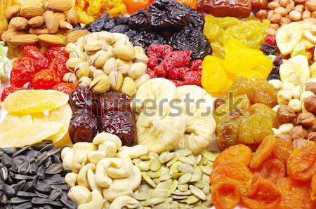 assorted dried fruits  Stock photo © Pakhnyushchyy