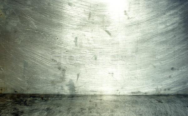Aluminium jasne tle stali wzór żelaza Zdjęcia stock © Pakhnyushchyy