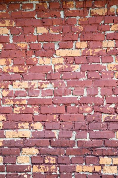Texture grunge vieux grunge rouille mur texture Photo stock © Pakhnyushchyy
