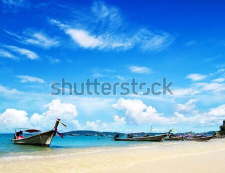 andaman sea Thailand Stock photo © Pakhnyushchyy