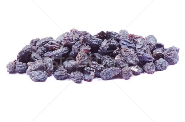 изюм изолированный белый продовольствие здоровья черный Сток-фото © Pakhnyushchyy